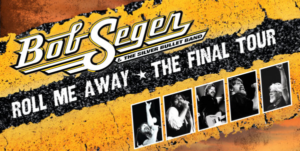 None - Bob Seger Roll Me Away - The Final Tour