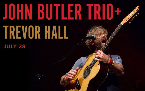None - John Butler Trio