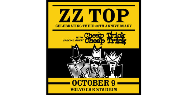 None - ZZ Top with special guest, Cheap Trick!