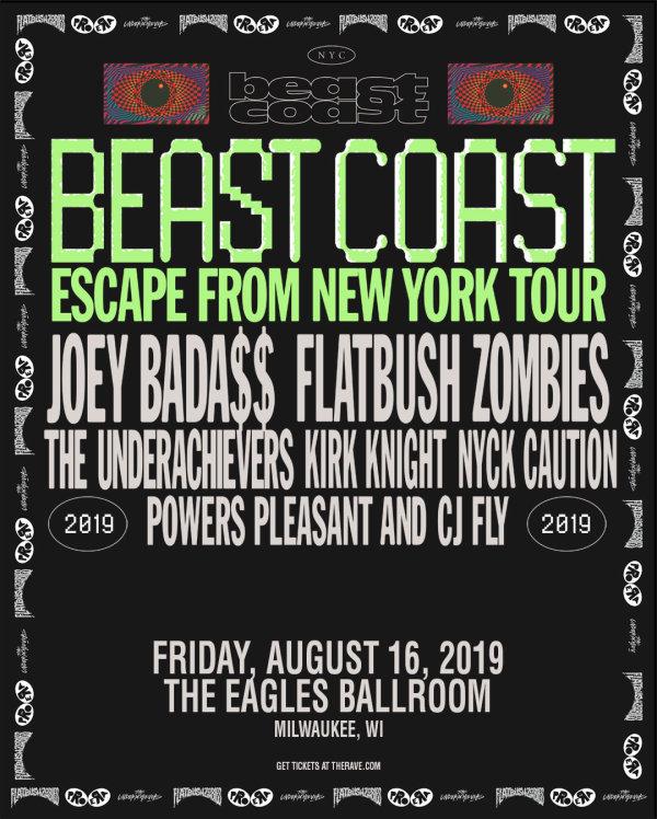 None - Win tickets to Joey Bada$$ & Flatbush Zombies