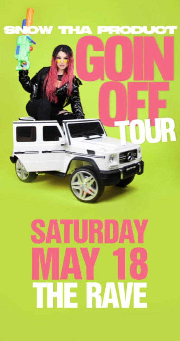 None - Win tickets to Snow Tha Product