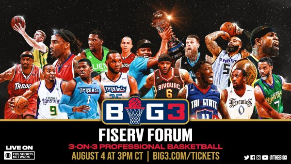 None - Win tickets to Ice Cube's BIG 3 Game
