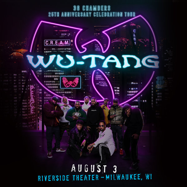 None - Win tickets to Wu-Tang Clan