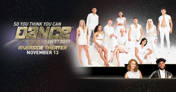 None - Win tickets to So You Think You Can Dance Live!