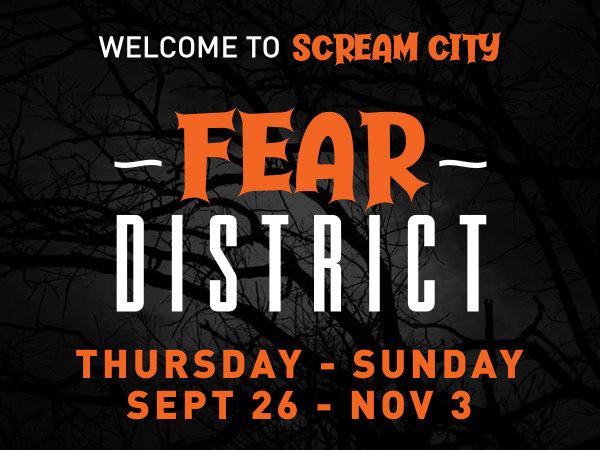 None - Fear District 2019