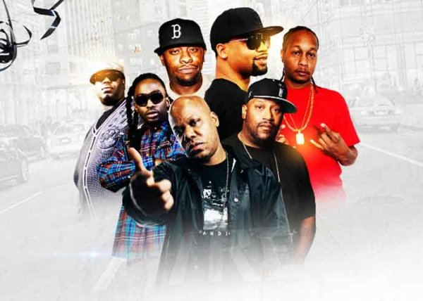 None - Win tickets to Legends of Hip Hop