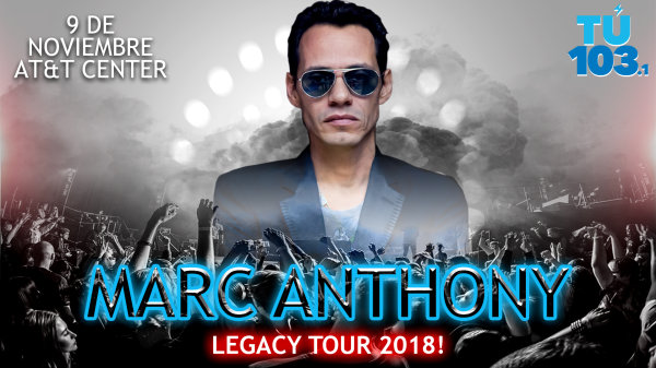 None - Gana boletos a Marc Anthony!