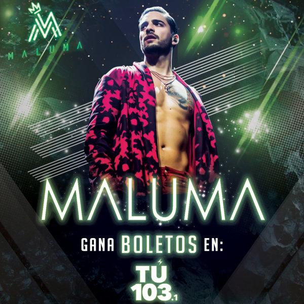 None - Gana boletos al concierto de MALUMA!