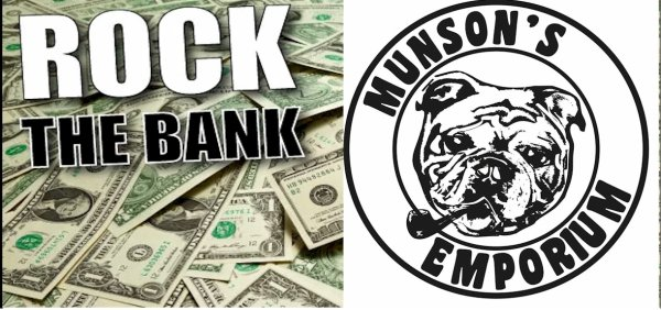 None - Rock the Bank And Win $1000 With 107-3 the Fox Rocks