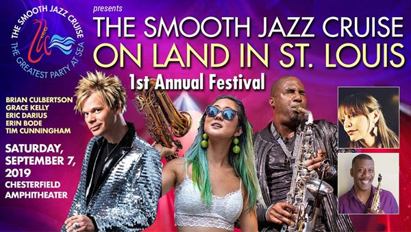 None - The Smooth Jazz Cruise On Land