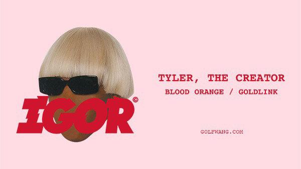 None - Tyler the Creator
