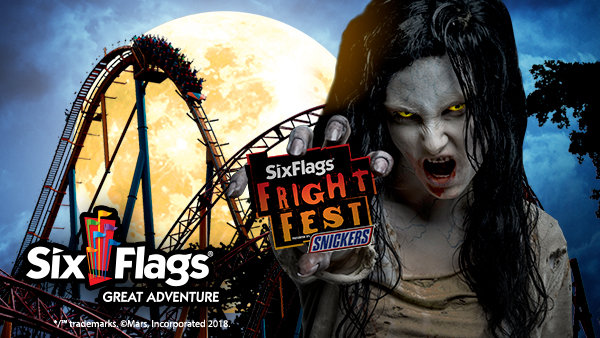 None -  Enter For Your Chance To Win A Family Four Pack Of 2019 Six Flags Season Passes!