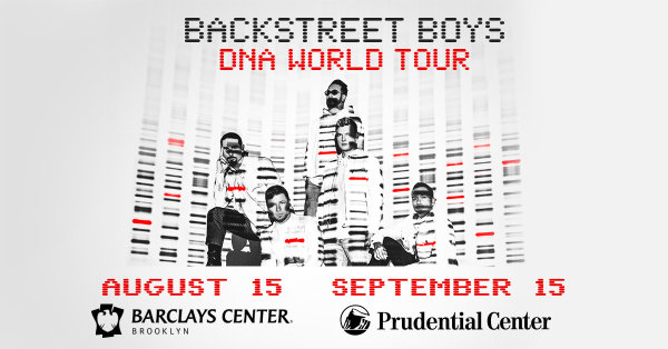 None -   Win Tickets to See the Backstreet Boys on Their DNA Tour