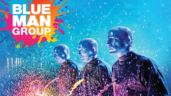 None - Enter To Win A Pair Of Tickets To See The Blue Man Group!