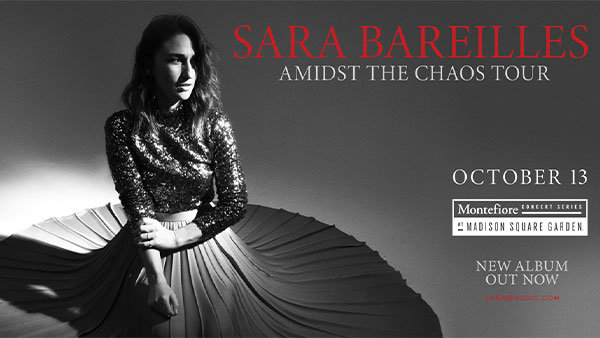 None -    Win Tickets to see Sara Bareilles!