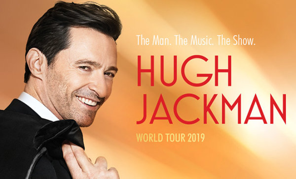 None - Enter To Win A Pair Of Tickets To See Hugh Jackman!