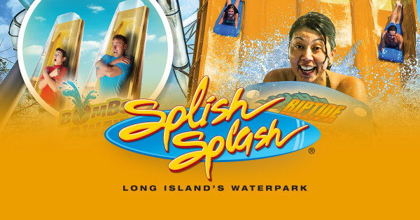 None - Enter to Win a Family 4 Pack of Tickets to Splish Splash!