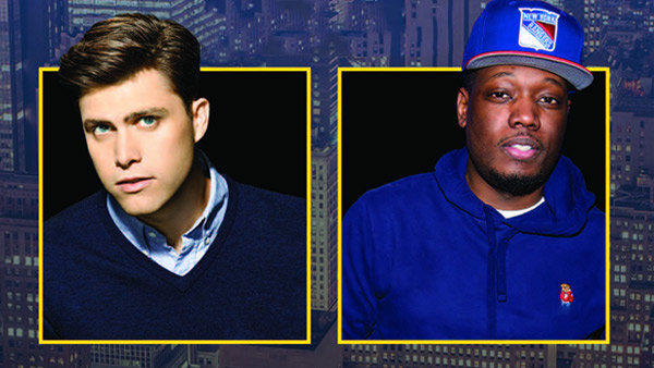 None - We Have Your Tickets to See Colin Jost and Michael Che From SNL