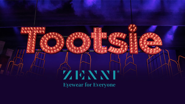 None - Enter to Win Tickets to the Broadway Musical Tootsie courtesy of Zenni, the Official Eyewear of Tootsie the Musical