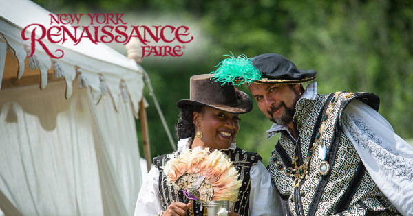 None - Win Tickets to The New York Renaissance Faire!