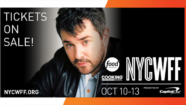 None - Enter To Win A Pair Of Tickets To Broadway Tastes At The New York City Wine & Food Festival