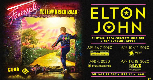 None - Enter to Win Tickets to See Elton John