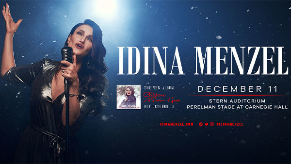 None - Enter To Win a Pair of Tickets To See Idina Menzel