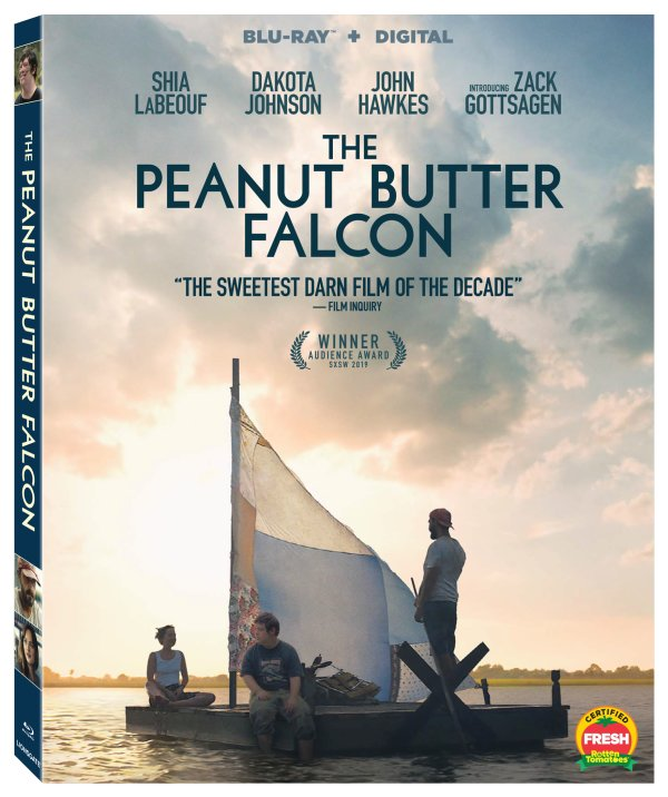 None - ENTER TO WIN THE PEANUT BUTTER FALCON ON BLU-RAY!