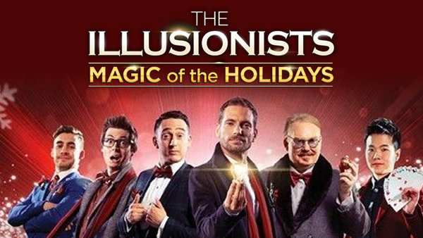 None - Enter to Win Tickets to See The Illusionists on Broadway Courtesy of Your Local Tri-state Chevy Dealers