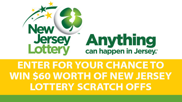 None - Enter For Your Chance To Win $60 Worth of NJ Lottery Scratch Offs