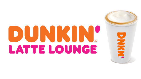 image for Enter for your chance to win Free Medium Dunkin' Handcrafted Lattes for a Year!