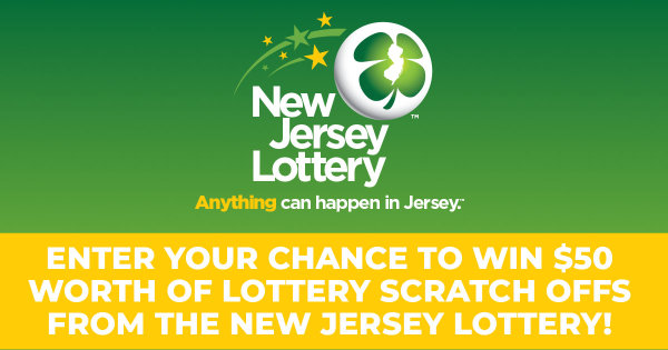 None - Enter For Your Chance To Win $50 Worth Of NJ Lottery Scratch Offs