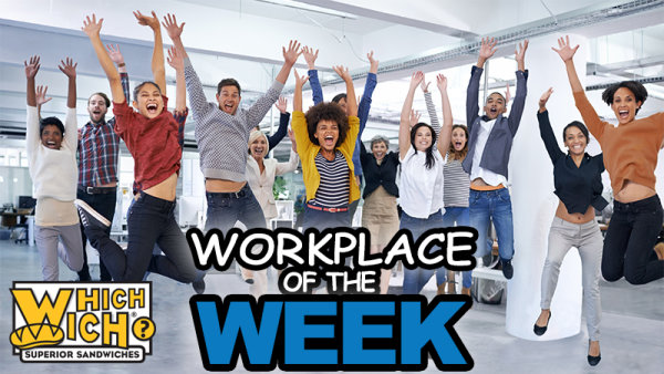 None - Workplace of the Week