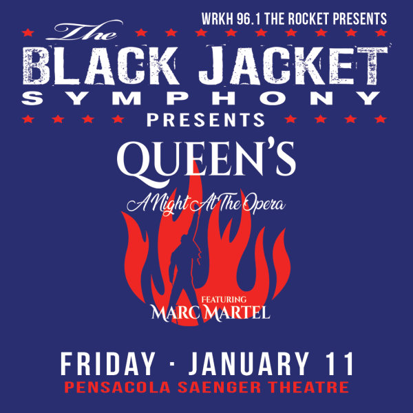 None - Win tickets to see Black Jacket Symphony QUEEN