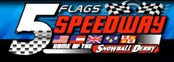 None - WIN A FOUR PACK OF PASSES WITH CHIP TO FIVE FLAGS SPEEDWAY