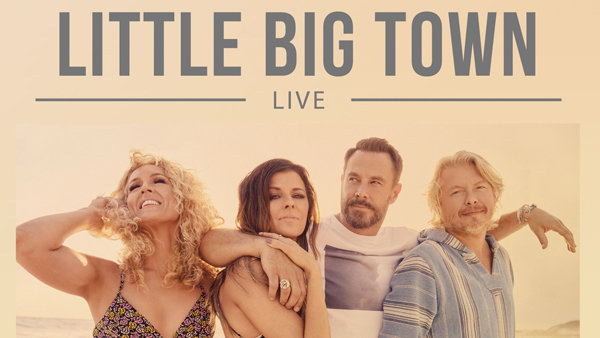 None - Win Little Big Town Tickets