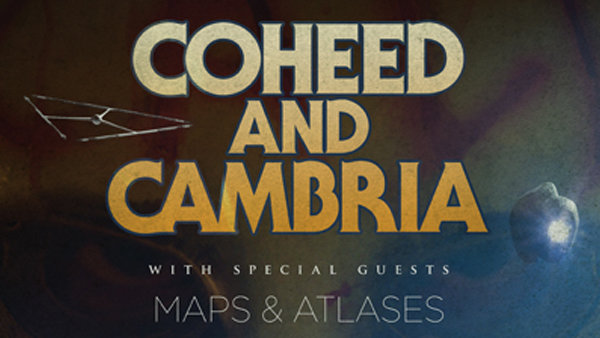 None - Win Coheed And Cambria Tickets