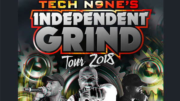 None - Win Tech N9ne Tickets