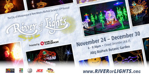 None - Win River Of Lights Tickets
