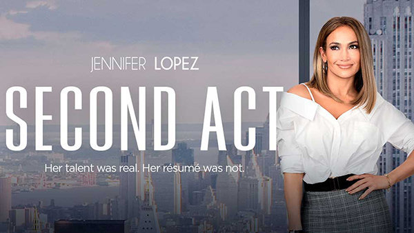 None - Win Passes to our Advanced Screening of Second Act