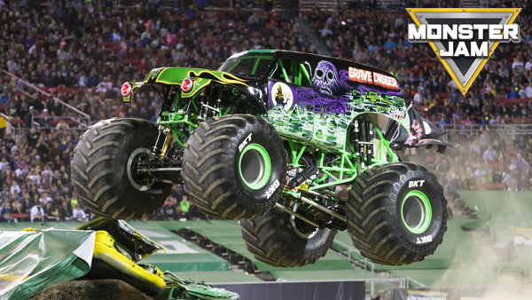 None - Win Monster Jam Tickets