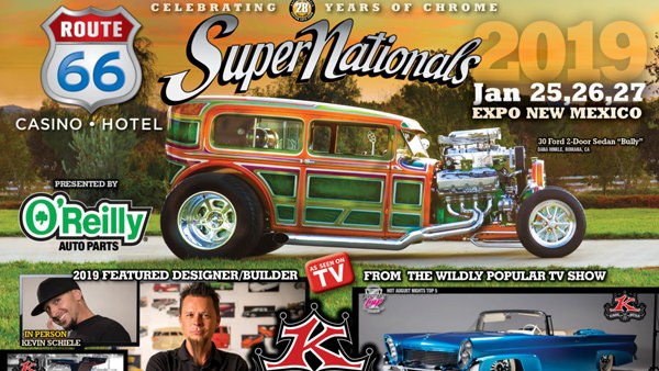 None - Win SuperNationals Tickets
