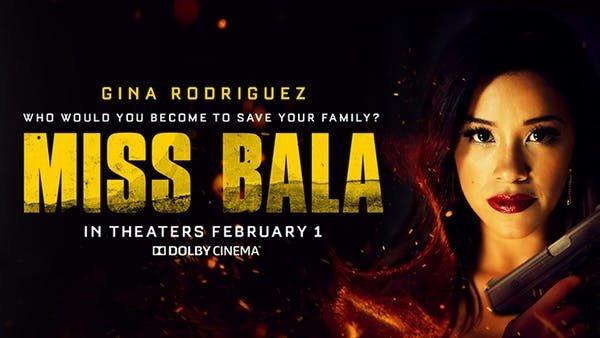 None - Win Miss Bala Advance Screening Passes