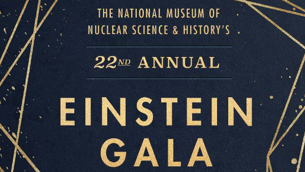 None - Win Two Seats At The Einstein Gala