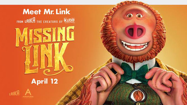 None - Win Passes To Our Advance Screening Of Missing Link