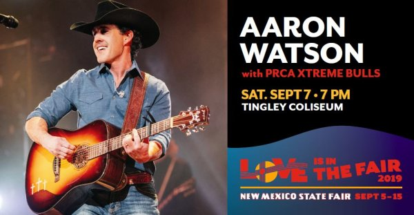 None - Win Aaron Watson Tickets