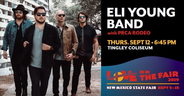 None - Win Eli Young Band Tickets