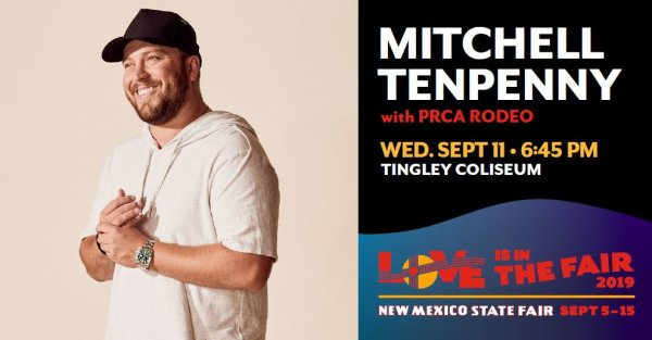 None - Win Mitchell Tenpenny Tickets