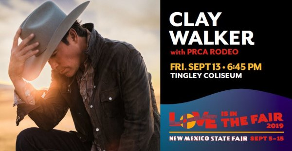 None - Win Clay Walker Tickets