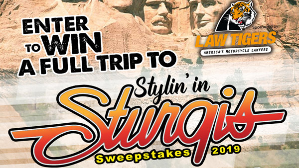 None - Enter To Win A Full Trip To Sturgis Motorcycle Rally